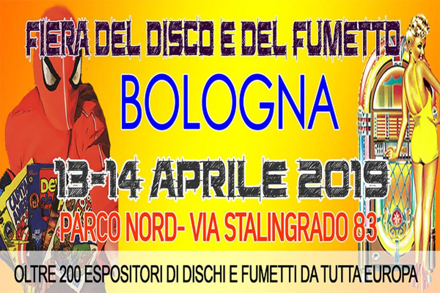 FIERA DISCO E FUMETTO 2019